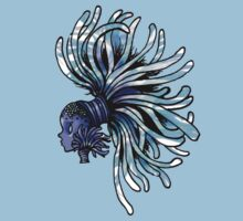 Ocean Collection1: Sea Anemone by Barbora  Urbankova