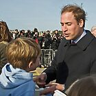 Prince William meets his match. by ten2eight