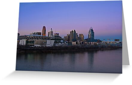 Cincinnati SkyLine 5 by Phil Campus