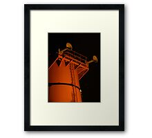 Queen Mary Horns Framed Print