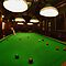 Billiard table, Cragside by Guy Carpenter