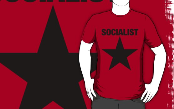 SOCIALIST by riotgear