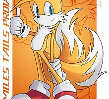 "Tails ""Miles"" Prower - Sonic Adventure 2 Battle by Tom Skender"