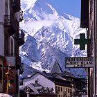 Chamonix, French Alps, Mont Blanc, France. by johnrf