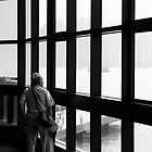 watching the harbour go by by Francisco Vasconcellos
