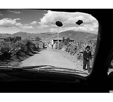 Drive-by Photographic Print