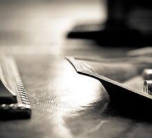 The desk by Justine Gordon