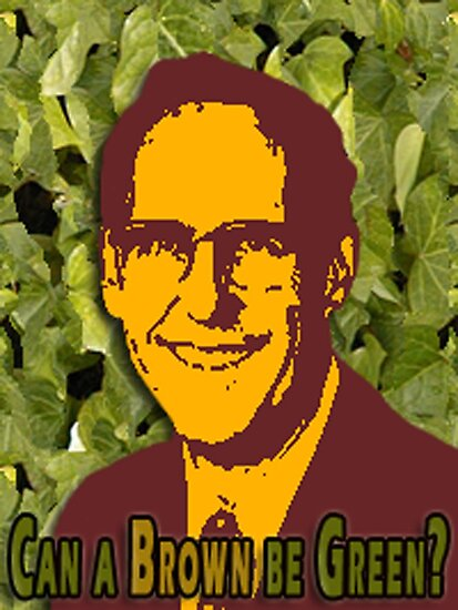 Bob Brown, Green? by Darren Stein