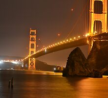 The Mighty Golden Gate by Howard Lorenz