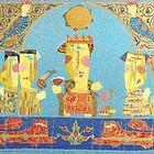 King's Feast by Tigran Akopyan