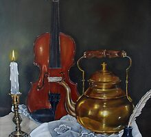 The Fiddle by Avril Brand
