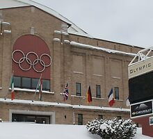 Lake Placid Olympic Arena by linmarie