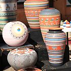 Santa Fe - Pottery by Frank Romeo