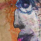Face, Bernard Lacoque-84 by ArtLacoque