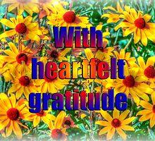 Heartfelt Gratitude by vigor