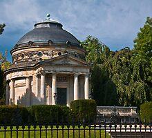 Mausoleum Carstanjen, Bonn, Germany by NicoleBPhotos