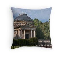 Mausoleum Carstanjen, Bonn, Germany Throw Pillow
