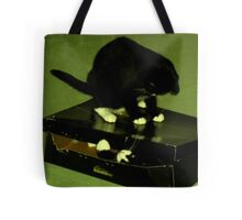 PAID a FORTUNE for the BOX! Tote Bag