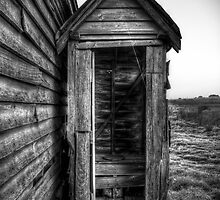 "Outhouse ""Dunny"" - HDR by Scott Sheehan"