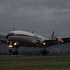 """Connie"" Super Constellation by Daniel McIntosh"