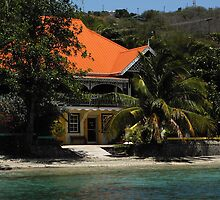 The Gingerbread House - Admiralty Bay, Bequai by moor2sea