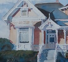Albany Painted Lady by JennyArmitage