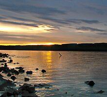Loch Ness Sunrise by Nicholas Jermy