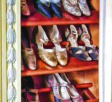 Lady Bailies's Shoes.... by ElsieBell