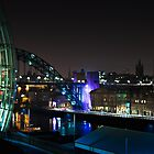 Newcastle upon Tyne by David Lewins
