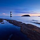 Penmon point at Dawn by Shaun Whiteman