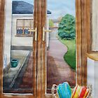 View from Sunroom by Geraldine M Leahy