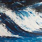The Wave by Emma Tiley