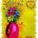Summer Bouquet by wiscbackroadz