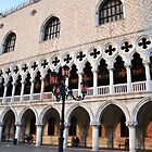 Palazzo Ducale by Karen E Camilleri