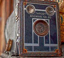Brownie Camera by Renee D. Miranda