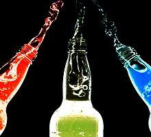 A Dark Splash of Color by dmacaulay