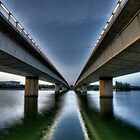 Commonwealth Bridge by Bluesoul Photography