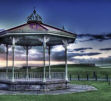 St Andrews Bandstand by Don Alexander Lumsden (Echo7)