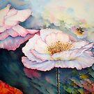 The Poppy pollenator ! by LorusMaver
