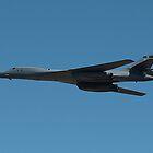 USAF Rockwell B-1B Lancer Bomber - Avalon 2011 by Bev Pascoe