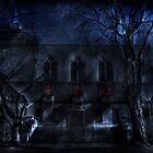 Haunted Zembo Shrine by Shelley Neff