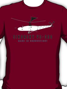 Sikorsky VS-300 T-Shirt