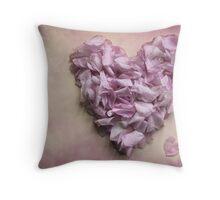 heart.. Throw Pillow