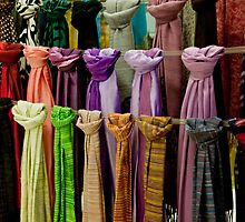Scarves by phil decocco