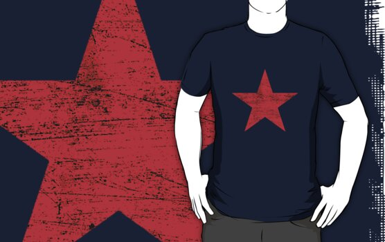 Red Star by personalized