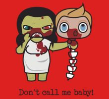 Call me Zombie! by trossi