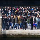 The Crowd by Sunil Bhardwaj