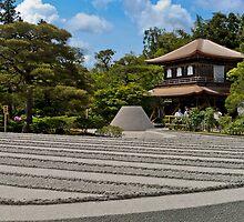 Zen bliss - Kyoto by hawkea