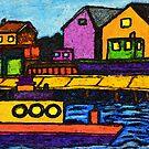 Fishermans Dock by Monica Engeler