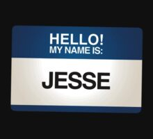 NAMETAG TEES - JESSE by webart